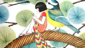 Avis sur l'album pour enfant «Au lit Miyuki» de Roxane Marie Galliez et Seng Soun Ratanavanh
