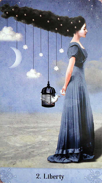 Oracle of Mystical Moments, Catrin Welz-Stein