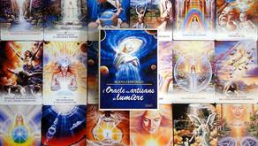 Avis sur les cartes «L'Oracle des artisans de lumière» d'Alana Fairchild