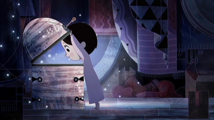 le chant de la mer, Tomm Moore, animation, film