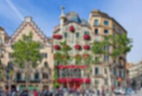La Barcelonaise - Sant Jordi - Casa Batllo