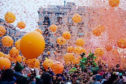 La Barcelonaise - Carnaval - Taronjada
