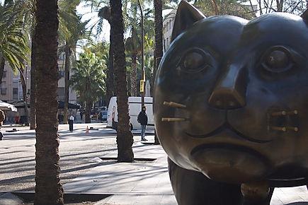 La Barcelonaise - Une journée dans le Raval - El Gat