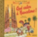 La Barcelonaise - Top livres - Barcelona - Grégoire Polet