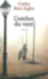 La Barcelonaise - Top livres - L'ombre du vent - Carls Ruiz Zafon