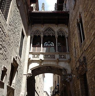 La Barcelonaise - Une journée dans le Gotico - Barcelona