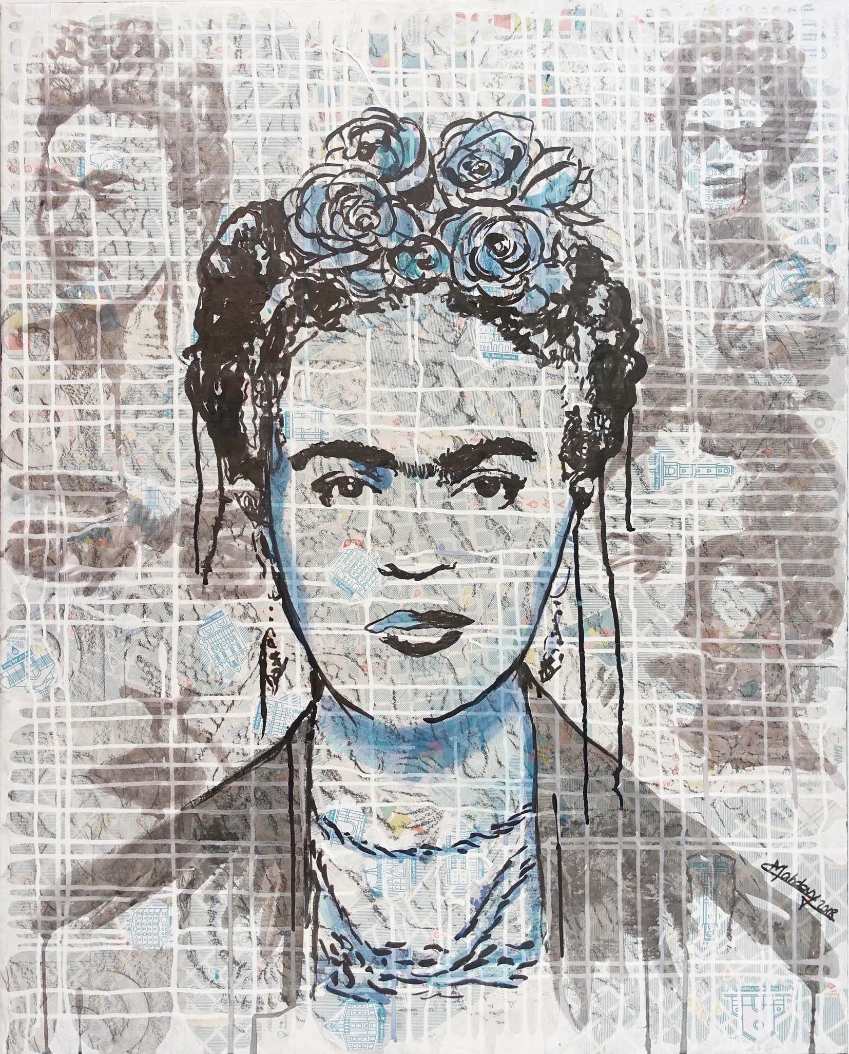 CharlotteMahdavy_BCN IM ICON #Frida8