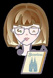 La Barcelonaise - Mascotte - Lexique