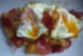 La Barcelonaise - Huevos rotos