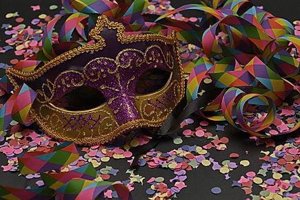 La Barcelonaise - Carnaval - Masque