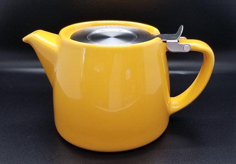 Stump Teapot - 18oz Mandarin