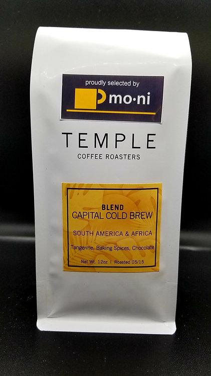 Blend - Capital Cold Brew 12 oz
