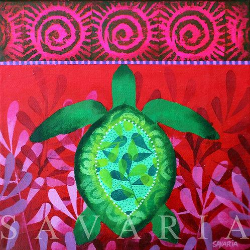 Sea turtle V
