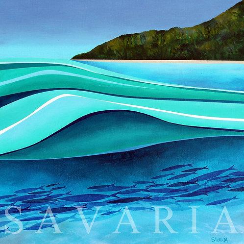 Le creux de la vague