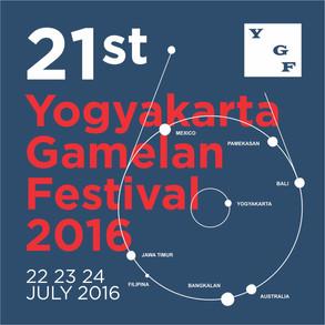 21st Yogyakarta Gamelan Festival