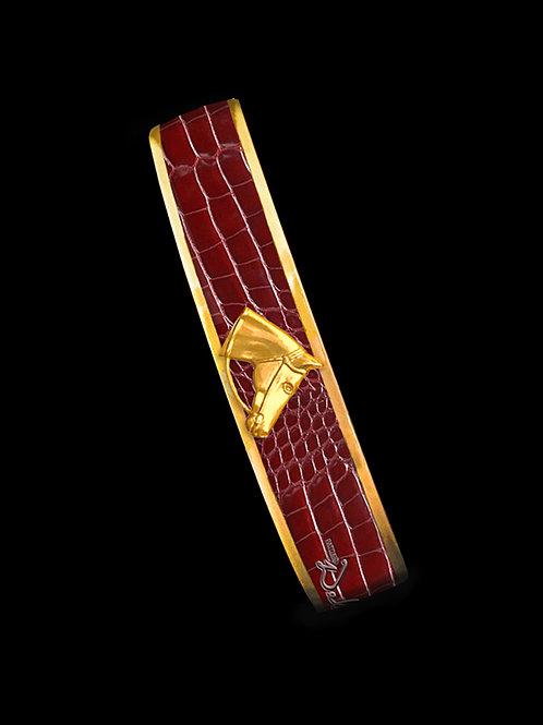 Red Barn Python- Gold Profile- Skinny