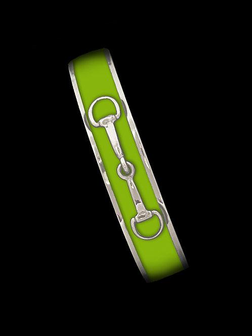 Lime- Silver Bit- Skinny