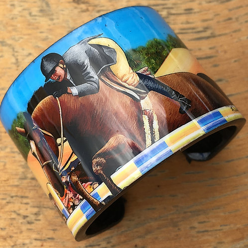 Napkin Ring- Equestrian