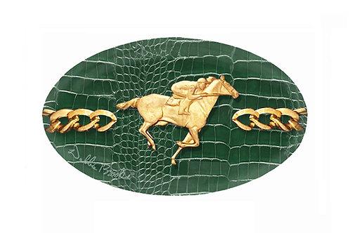 MF- Hunter Python- Gold Horse Racer Chain