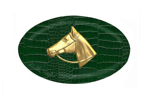 MF- Hunter Python- Gold Horse Profile