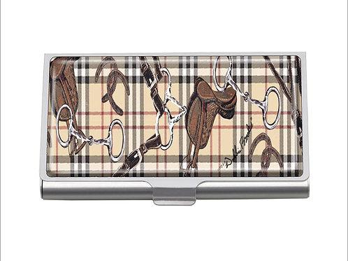 Nicole Equestrian- Card Case