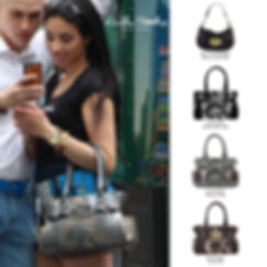 Italian Leather Day Shoulder Bags