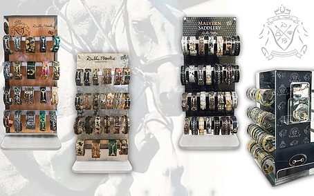 Complimentary NEW Equestrian Collection Retail Displays