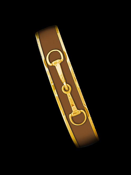 Chestnut- Gold Bit- Skinny