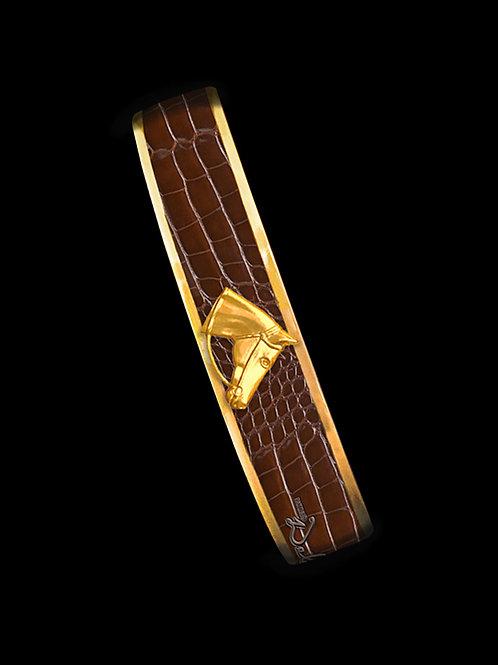 Chestnut Python- Gold Profile- Skinny