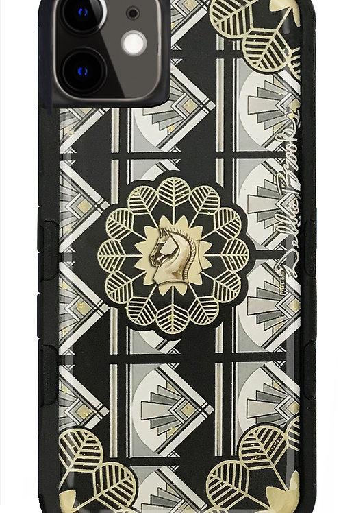 Deco Medallion- iPhone 12 Tuff Case