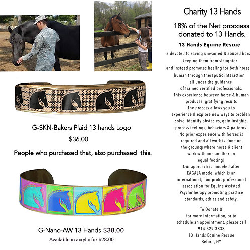 Charity Information