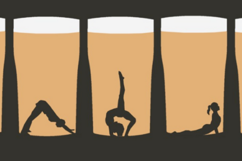 5/15 Yoga+Beer 10am w/Sarah Oleson