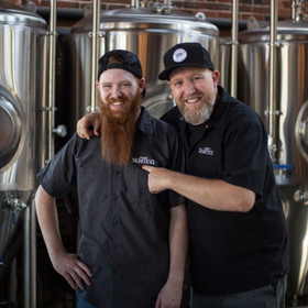 This guy makes all the beer.