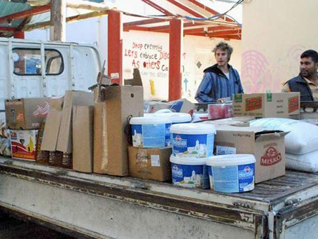 Help us bring Food Aid to Lesvos Solidarity