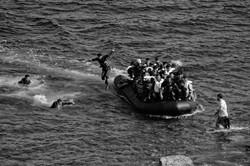 Lesvos Boat Arrivals