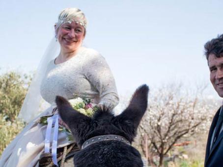 Ο Αστερίας γιορτάζει τον πρώτο του γάμο