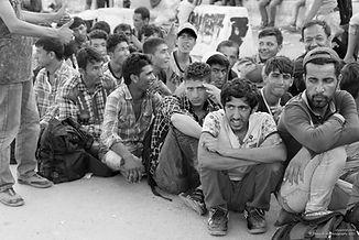 Refugees -- waiting