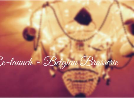 Re-launch Evening of Belgian Brasserie