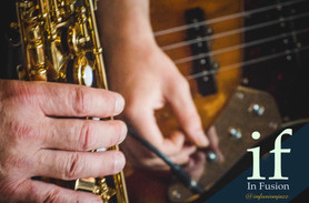 Jazz Dinner with InFussion Jazz - Fri 2 Jun