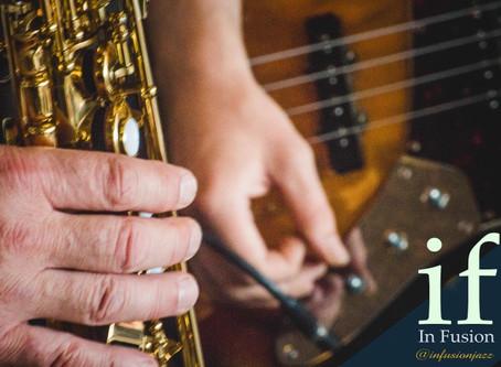 Jazz Dinner with InFussion Jazz - Fri 2 Jun