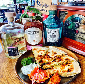 Handcrafted Gins Tasting an Pop Up Moroccan Kitchen - Fri 21 Aug