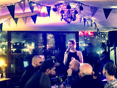 Jazz Dinner with The Tides Jazz Trio (Drum, Keyboards, Vocal) - Fri 4 Oct