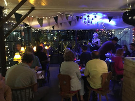 Jazz Dinner with The Tides - Fri 9 Mar (rescheduled from Fri 2 Mar)