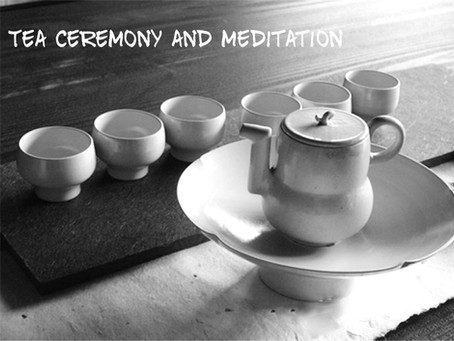 Mums' Brunch Time Club - Tea Ceremony and Meditation