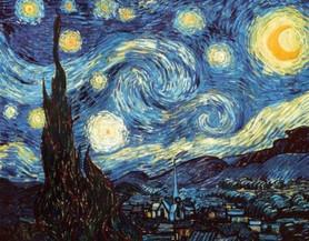 Painting Al Fresco - From the Eyes of Van Gogh