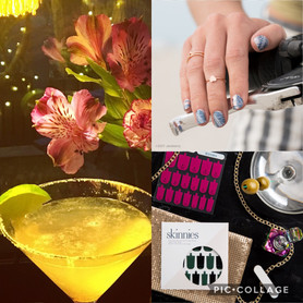 International Women's Day -  Cocktails and Free Nails Treat Evening, Thu 8 Mar