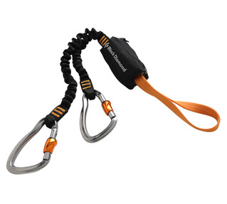 Via Ferrata Kit - Can I use Climbing Carabiners?