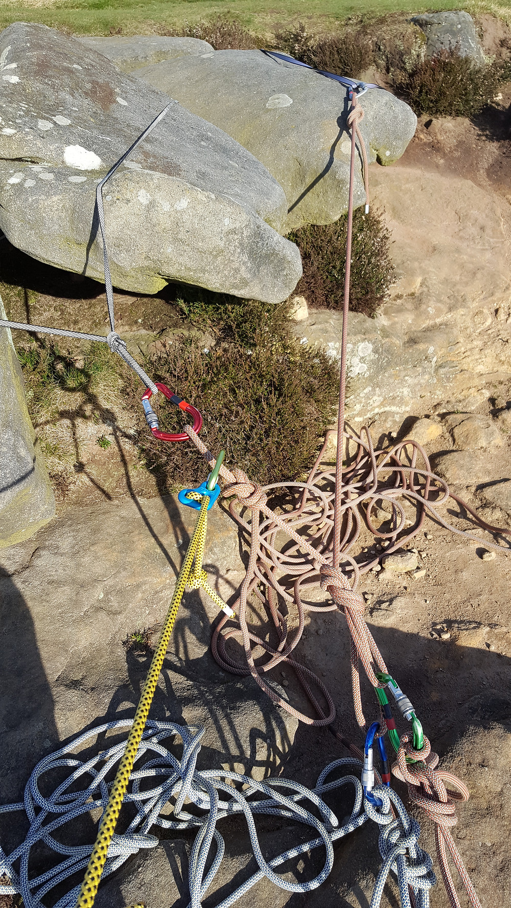 SPA Type Abseil