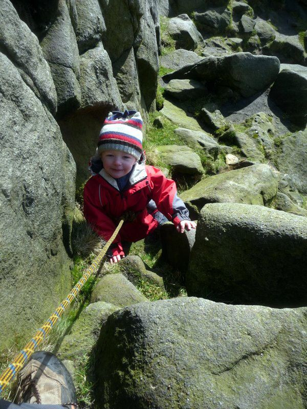 Micro Scrambling at Burbage North