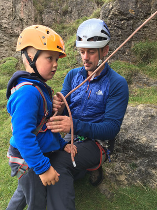 Taking your Kids out Climbing (Part 2)
